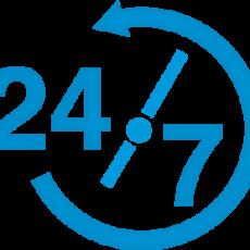 24h Notfall-Hotline